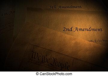 os, constitutional, amendments