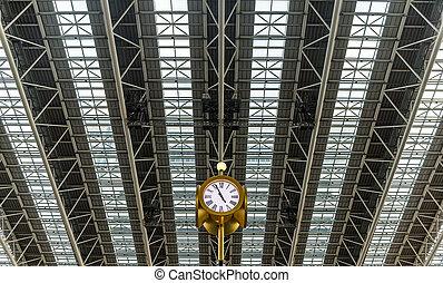 Osaka clock tower