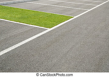 osasis, estacionamiento