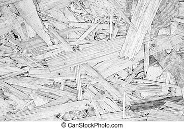 OSB boards, Oriented Strand Board ,wood texture background for design.