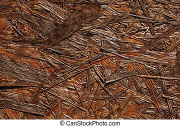 osb, hout, achtergrond