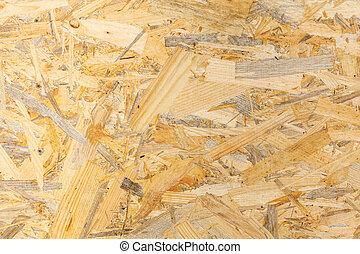 osb, hout samenstelling