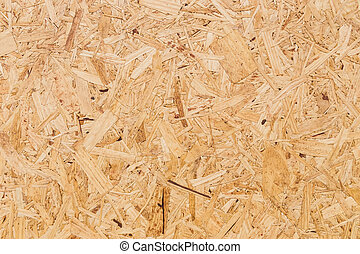 texture close-up oriented strand board