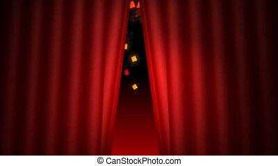 oscar, rood tapijt