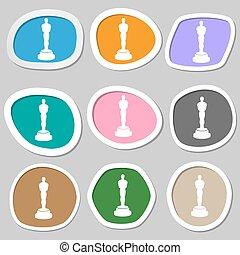 Premio oscar simbolo
