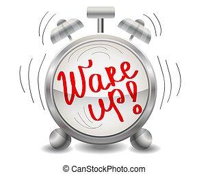 oscillazione transitoria, ottenere, metallo, allarme, ...