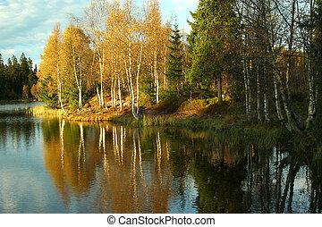 Oslo in autumn