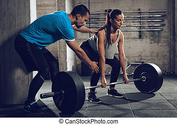 osobisty trener, trening