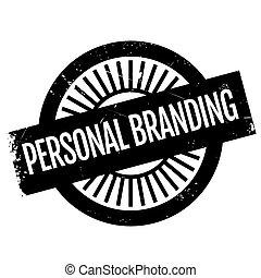 osobisty, znakowanie, tłoczyć