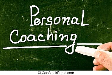 osobní, coaching
