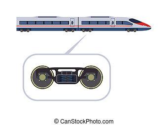 osobowy pociąg
