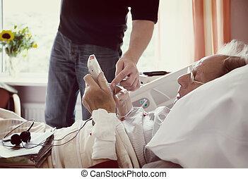 ospedale, vecchio