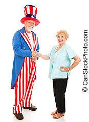 oss, medborgarskap