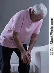 osteoarthritis , άντραs