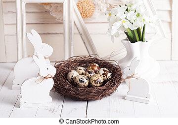 ostern, dekorationen