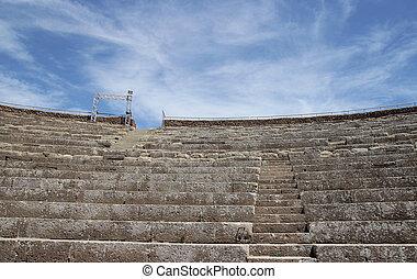 Ostia Antica ancient Roman town
