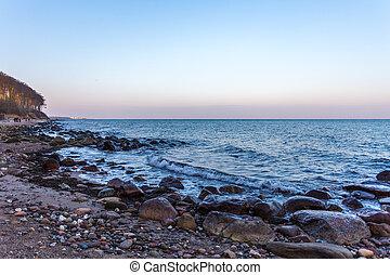 Ostseestrand - heiligendamm
