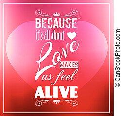oszałamiający, dzień, szablon, serca, valentine