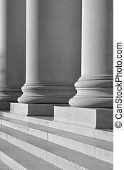 oszlop, közül, törvény, és, oktatás