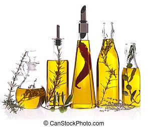 osztályozás, főz olaj