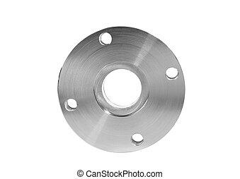 osztásközök, alumínium, elkészített, hangolás, autó, szokás, alkatrészek, ezüst
