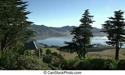 Otago Peninsula - Larnach Castle - Dunedin, New Zealand....