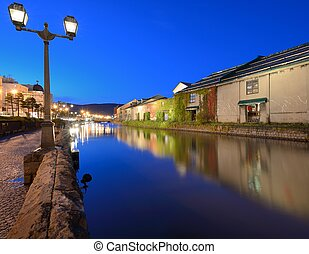 Otaru Canals of Japan - Historic Otaru Canals in Otaru, ...