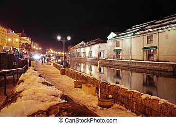 Otaru Winter