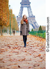 otoño, parís
