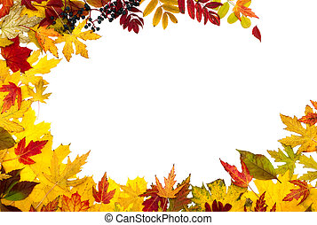 otoño sale, ser, diferente
