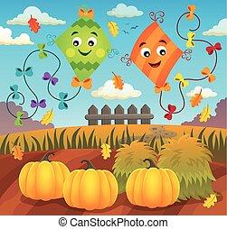 otoño, topic, imagen, 1