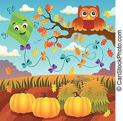 otoño, topic, imagen, 2