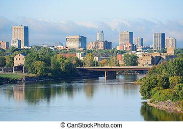 Ottawa cityscape