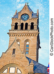 Ottawa County Courthouse - Port Clinton, Ohio