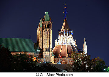 Ottawa historical buildings - Ottawa city historical urban...
