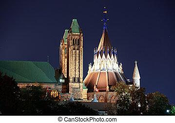 Ottawa historical buildings - Ottawa city historical urban...