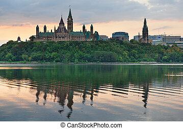 Ottawa morning