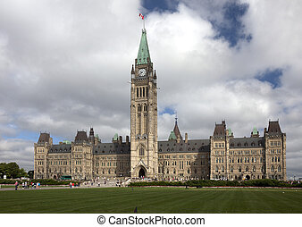Ottawa, Parliament Hill
