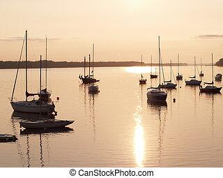 Ottawa river boating