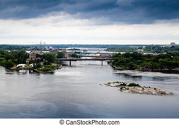 Ottawa River Canada