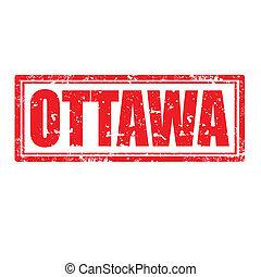 Ottawa-stamp