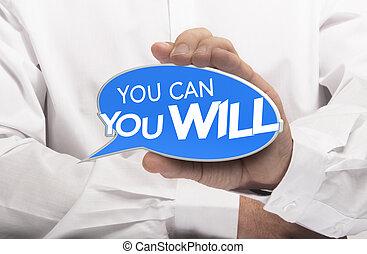 ottenere, scopo, motivazione, concept.