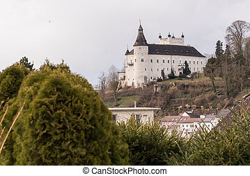 Ottensheim Castle - sight Austria