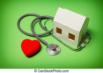 otthon, egészség, az enyém