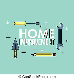 otthon, fogalom, javítás