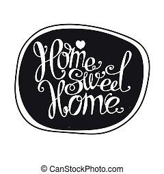 otthon, kellemes