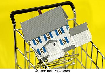 otthon, megvásárol