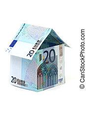 otthon, megvásárol, megtakarítás