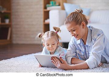 otthon, technologies