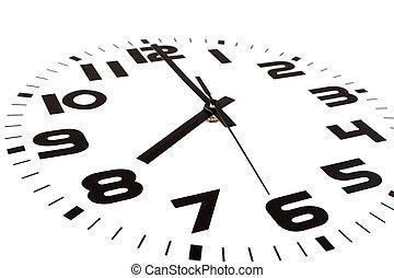 otto, o\'clock